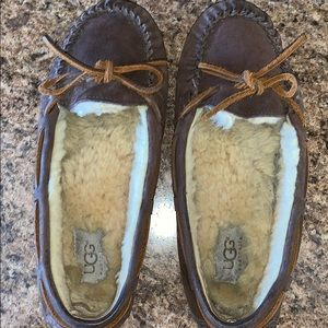 Brown UGG Moccasins!